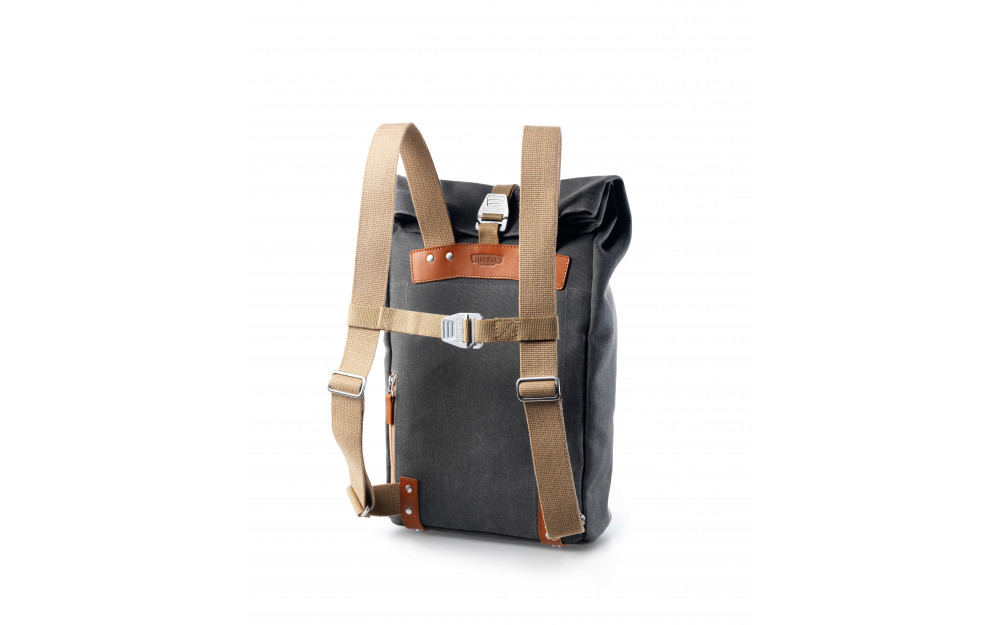 Brooks Bag Pickwick S - Gray/Brown